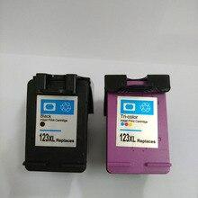 Dla HP Deskjet 123 kartridża z tuszem Dla HP123 123xl 2130 2132 3630 3632 1110 1111 1112 Drukarka hp kaseta 123