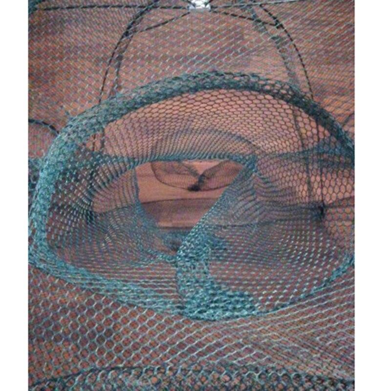 Dobrado rede de pesca 4681216 buraco dobrável