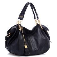 Genuine Leather Women S Handbag 2017 Women S Handbag Messenger Bag Fashionable Casual Soft Leather Brief