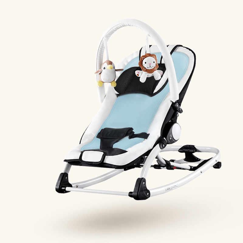 Электрические детские качели кресло-качалка для ребенка Bebek Salincak Новорожденный ребенок спальный корзина Автоматическая Колыбель bebek salincak
