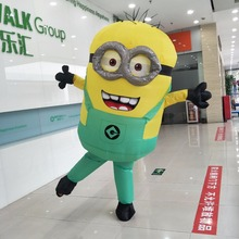 Halloween Adult Minion Inflatable Costume