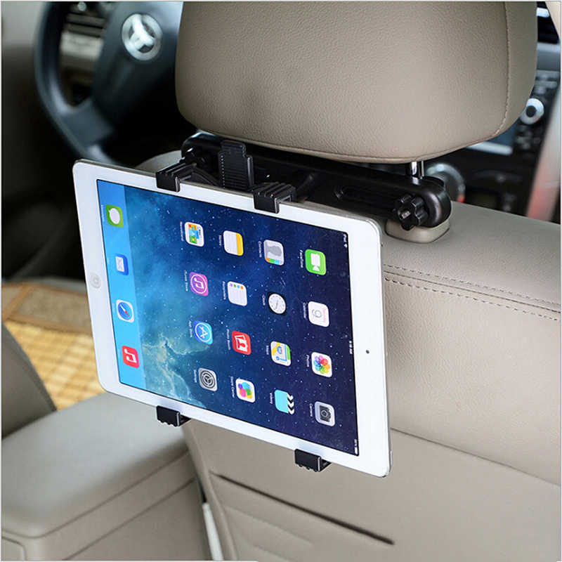 1PC Auto Mobil Kursi Belakang Headrest Mount Holder untuk Tablet Ipad 2 3/4 GALAXY TAB 2 Nexus 7/10