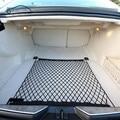 High Quality Car Trunk Luggage Storage Cargo Organizer 80X60cm Nylon Elastic Mesh Net  For Audi Q3 Q5 Q7 A3 A4 A5 A6 A7 A8