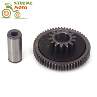 Motorcycle Double Gear Teeth For ZONGSHEN NC250 KAYO T6 K6 BSE J5 RX3 ZS250GY 3 4 Valves Parts set