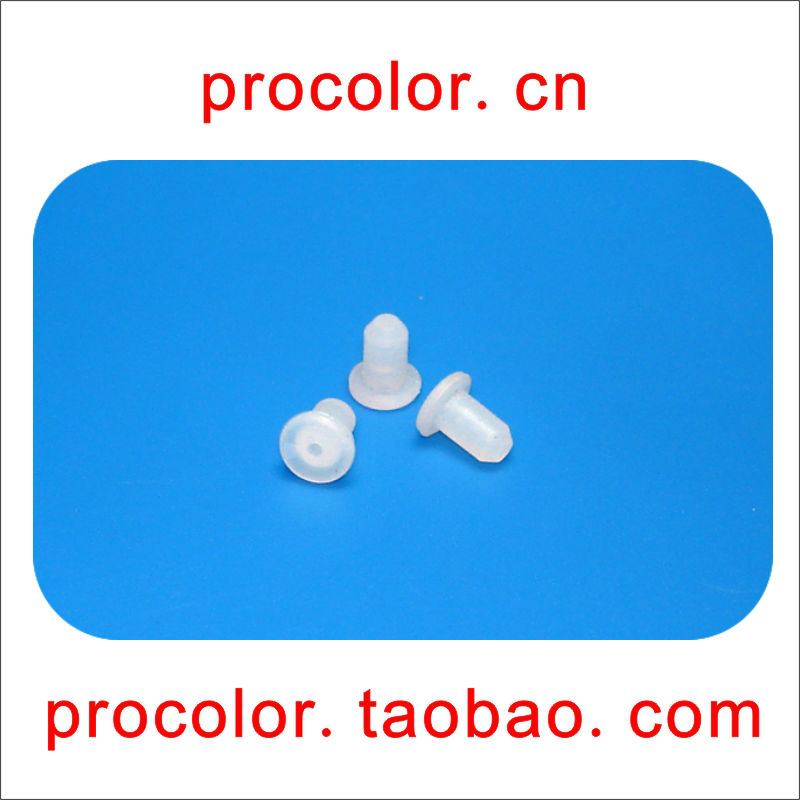 OD5.4mm 13/64 Silicone EPDM NBR Nitril SBR Natural Rubber Sealing Stopper Plugs For Pipe, Hole Cover Plug, Pipe Sealing Plug