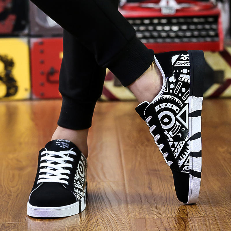 мода мужчины женщины повседневная обувь спорт сетки воздуха дышащий тренеры zapatillas Размер корзина мужской прогулки плоские печатные смешанные цвета