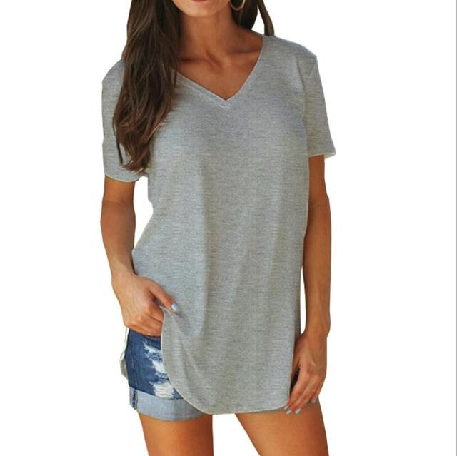 2019 New arrived Fashion women T-Shirts For Summer day CC-1926 5