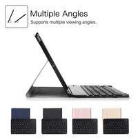Складной Bluetooth 3,0 Беспроводной Клавиатура чехол Tablet Подставка для iPad Pro 9,7