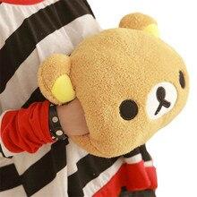 2017 NEW Japanese Rilakkuma Bear Plush Pillow Toy Lovely 35cm Cartoon Bear Plush Doll Toys for