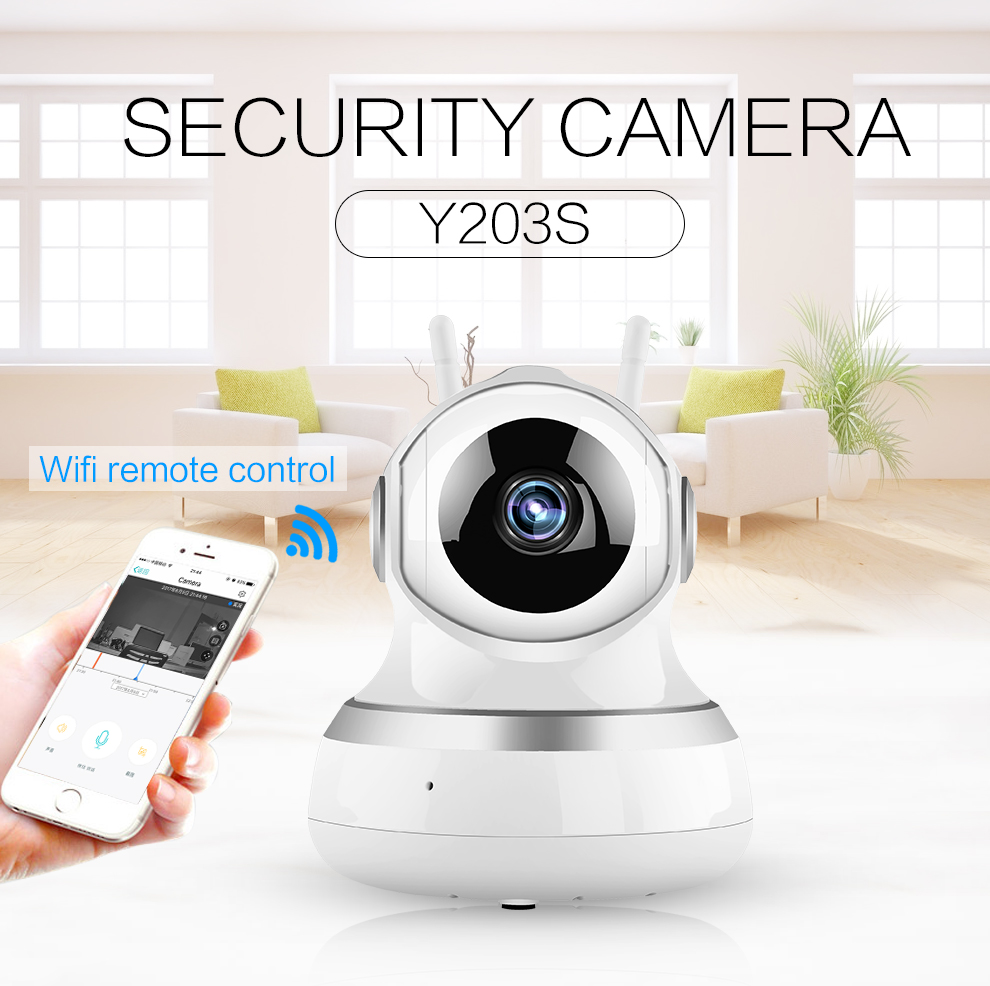 Wireless WIFI Camera 1080P HD IP Network Camera CCTV IR Night Vision Home Security Monitor Camera Motion DetectionWireless WIFI Camera 1080P HD IP Network Camera CCTV IR Night Vision Home Security Monitor Camera Motion Detection