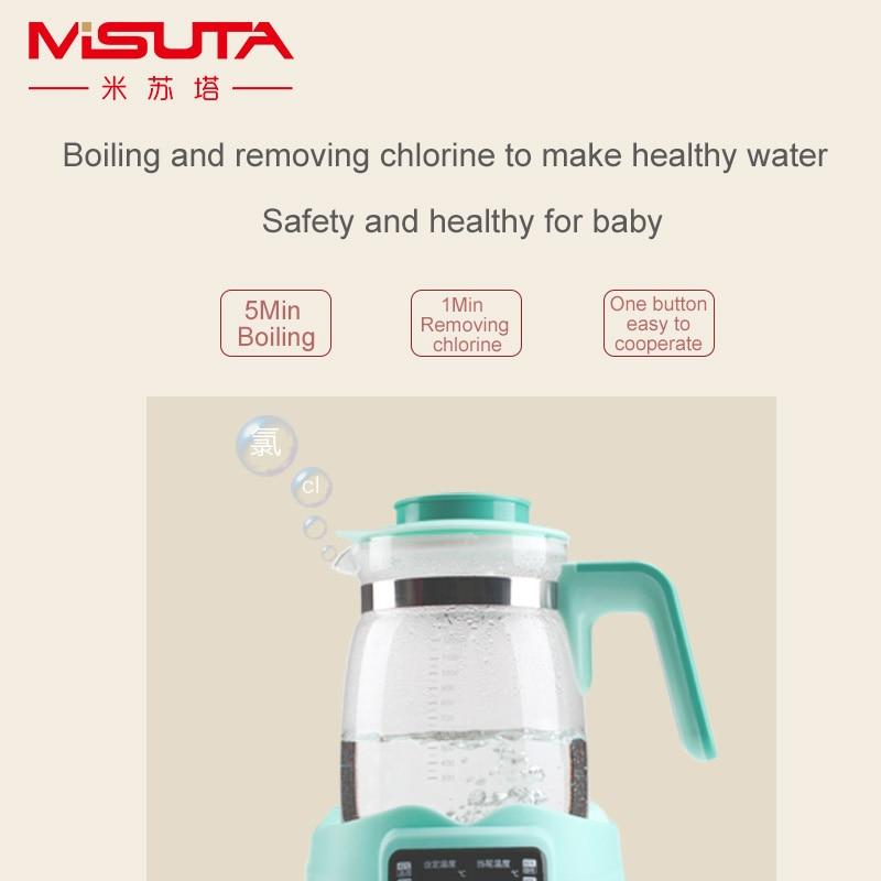 Máquina caliente del agua de la temperatura constante para la leche - Alimentación - foto 5