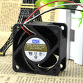 Free Delivery. Original 5 cm 5028 double ball bearing cooling fan 12 v 1.65 A DV05028B12U 2 line