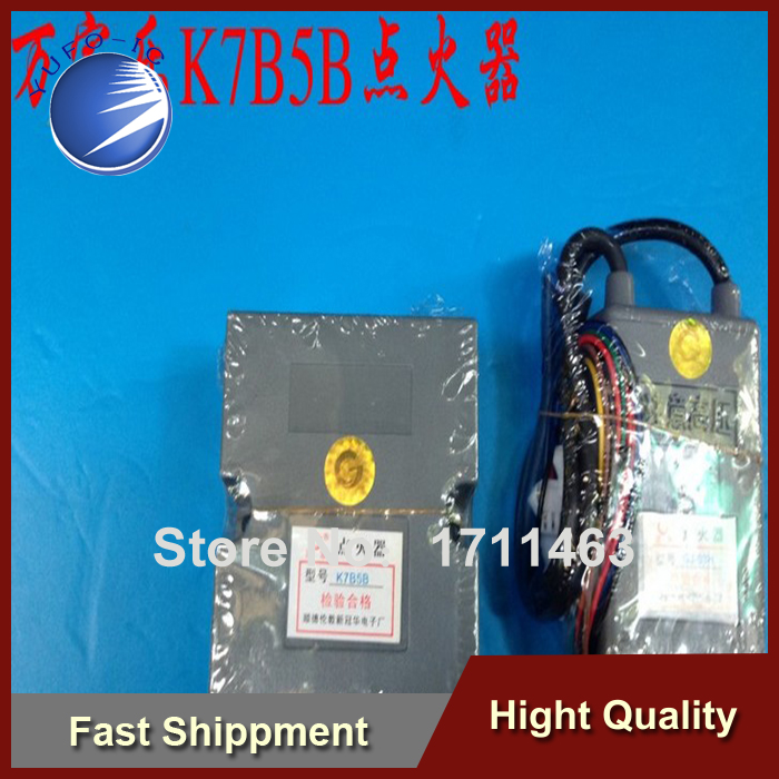 Free Shipping 1PCS Gas water heater ignition transformer champion brand K7B5B strong emission apply MACRO YF0913