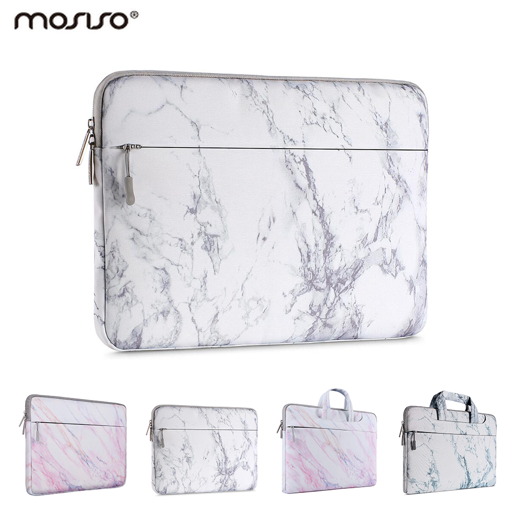 Mosiso Laptop Marble Zipper Sleeve Case 13.3 15.6 inch for Macbook Air 13 Pro Retina Dell HP Acer Notebook Shoulder Bag 2018 New free shipping new marvel hot movie play arts pa the red batman pvc action figure statue doll toy 27cm model toys hot sale gs060