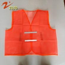 Original Brand Reflective Vest ZOJO Safety Clothing Unisex Safety VestSize 65*60 Workplace Safety Supplies V102