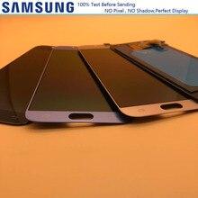 חדש סופר Amoled lcd תצוגה עבור Samsung Galaxy J5 פרו j5 2017 J530 SM J530F/DS J530M LCD מסך מגע digitizer