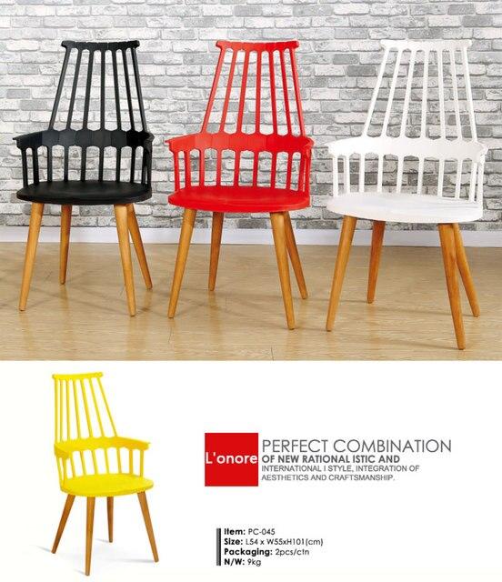 Итальянский современный Nordic стул, главная ресторан/кафе стул гостиницы, практические Виндзорский стул, исследование стул