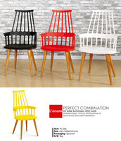 Italian modern Nordic chair, home restaurant/cafe hotel chair, practical Windsor chair, the study chair