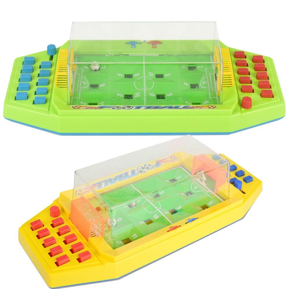 Mini Match terrain de Football tir jouet jouer au Football tableau interactif bureau doigt tir balles jeux décompression jouets enfants