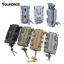 Investment 9mm Molle Pistol Mag Military Magazine Pouch Holster with Belt Clip Soft Shell mag pouch Fastmag Molle Pouch offer
