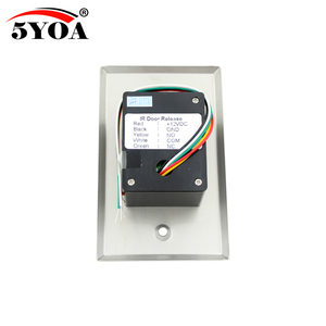 Image 4 - 5YOA Infrared Sensor Switch No Touch Contactless Door Release Exit Button with LED Indication