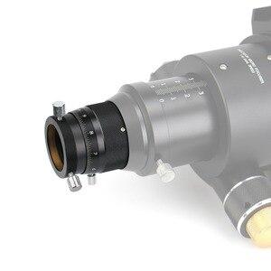 Image 5 - SvBony Enfocador de doble hélice de alta precisión de 1,25 pulgadas  para telescopio / visor con anillo de compresión de latón y espejo guía F9173A