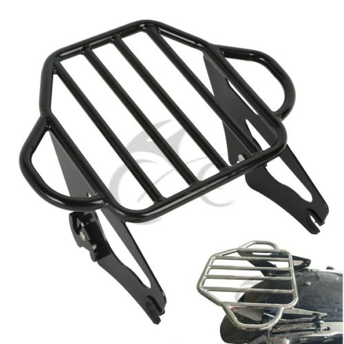 Covers & Ornamental Mouldings Obliging Motorcycle Detachable Tour Luggage Rack Docking Hardware Kit For Harley Touring Road King Road Glide Street Glide 2014-2018 To Win A High Admiration And Is Widely Trusted At Home And Abroad.