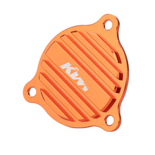 Motorcycle Billet Oil Pump Cover For KTM SXF XCF XCFW XCW EXCF 250 350 450 500 530 Dirt Bike Motocross Enduro Supermoto Off Road цены