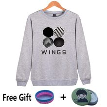 BTS Wings Sweatshirt