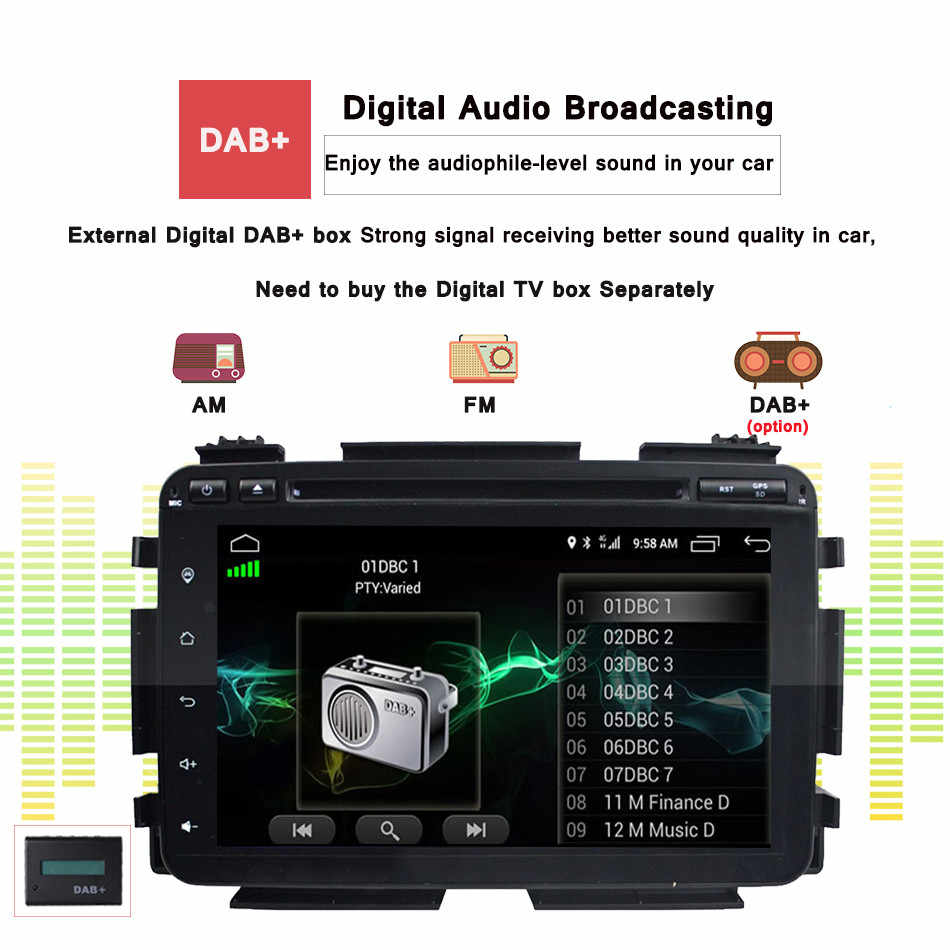 2 Din Android 8.0 Octa Rdzeń Radio Odtwarzacz DVD 7 Cal HD Multimidia Fit dla VW/Ford/ audi/BMW Auto Car screen protector dvd