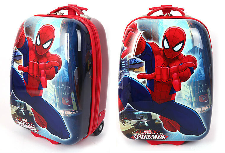 Spiderman Luggage For Kids | Luggage And Suitcases