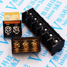 Conectores de Bloque de circuito impreso, conectores de Paso Del Terminal de 9,5mm, 2 pines, HB9500, 5 piezas, HB9500-2p/3 P/4 /5 /6 /7 P /8 /9 P