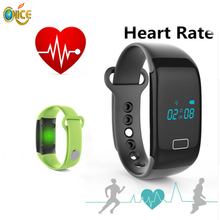 Smartband JW018 waterproof Bluetooth for Iphone7 6 PLUS Heart Rate Monitor Fitness Tracker Sport Bracelet for