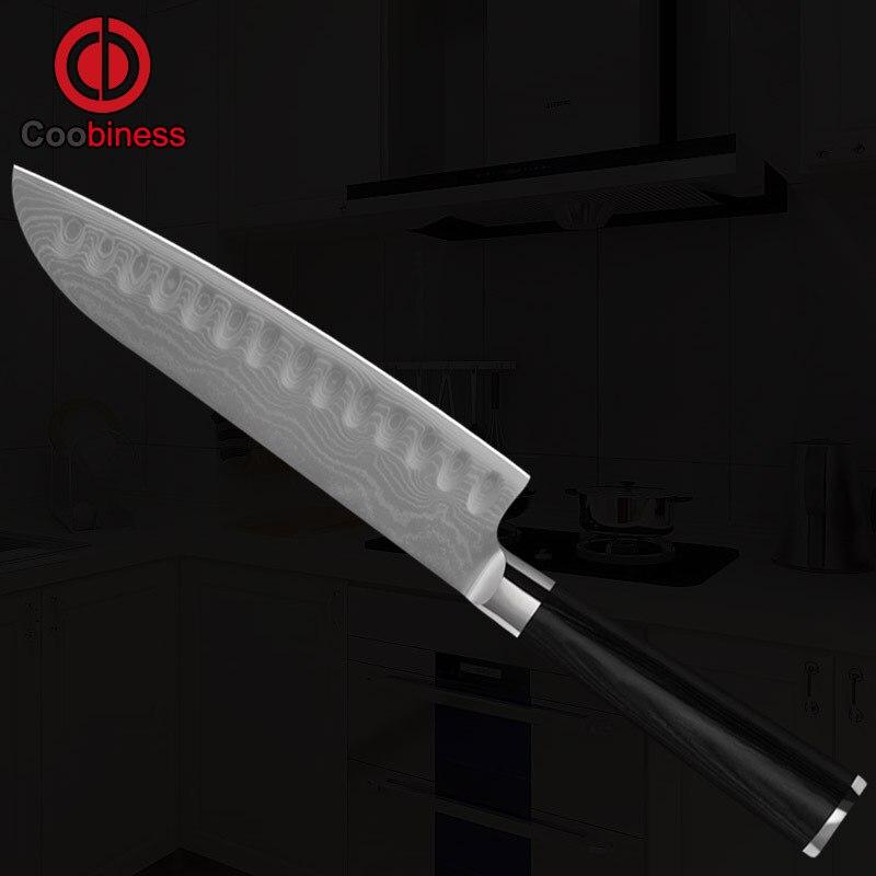 qing marca modello damasco coltello 7 giapponese cooks miglior coltello da cucina coltelli damasco fatto