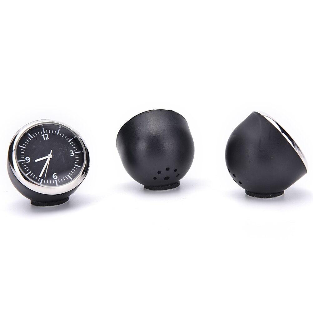 Termómetro digital para coche Higrómetro Reloj de cuarzo mecánico - Accesorios de interior de coche - foto 3