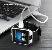 Bluetooth 3.0 Smart Watch for iphone Android Support Micro SIM card