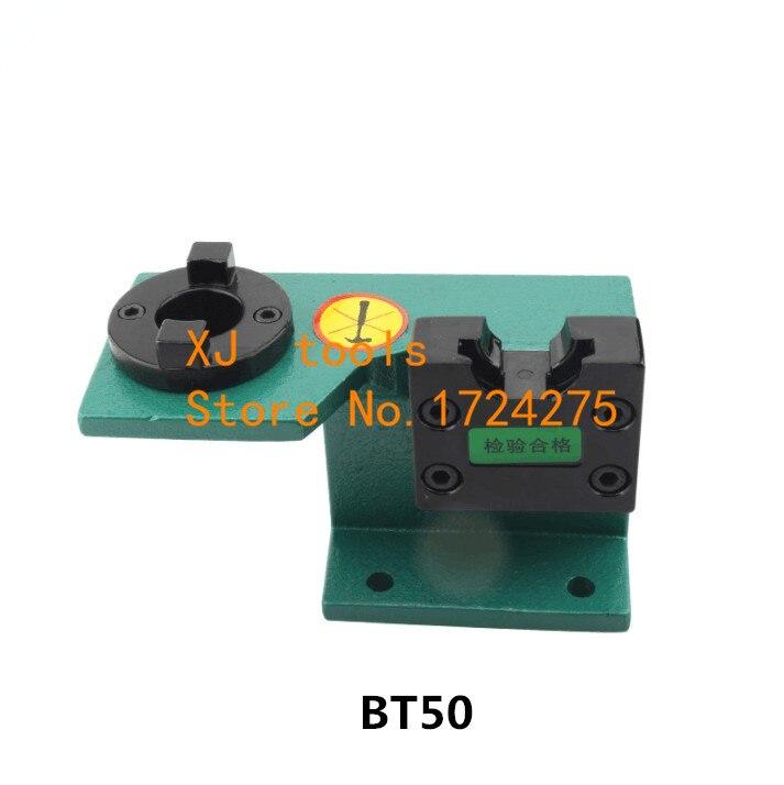 Cône BT50 Vertical/Horizontal outil titulaire dispositif CNC machines-outils pince mandrin clé BT 50