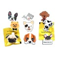 Creative tide cute dog car interior accessories automotive air conditioning export perfume car perfume air freshener