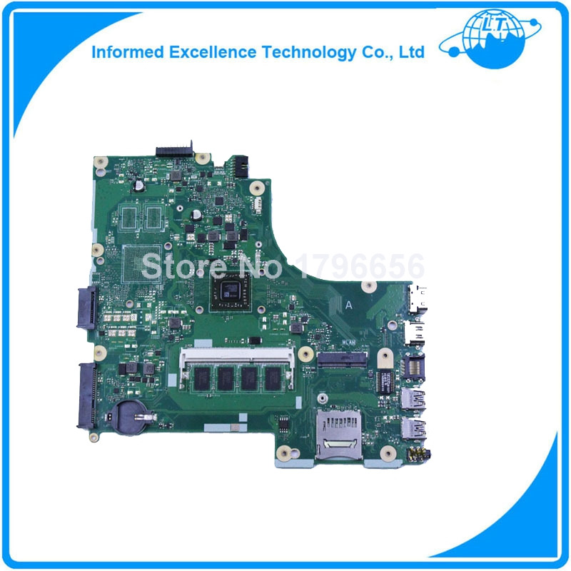 все цены на 100% Working Laptop Motherboard X450EP X452E Series Mainboard System Board 90 Days Warranty онлайн