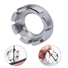Spoke wrench nipple key bike cycling wheel Rim spanner 6 way bicycle wrench toTS