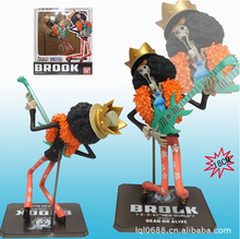 18cm Brook One Piece Action Figures