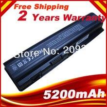 Аккумулятор для ноутбука hp HSTNN-LB72 HSTNN-LB73 HSTNN-UB72 DV4 DV5 DV6 G71 G50 G60 G61 G70 DV5T