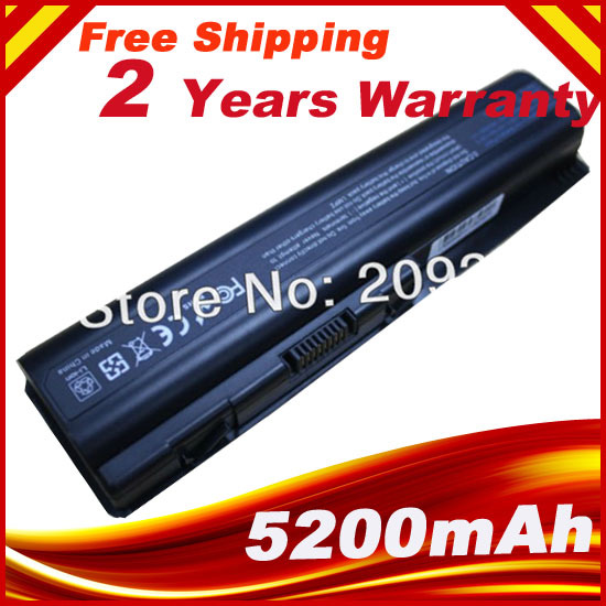 Laptop battery for HP HSTNN LB72 HSTNN LB73 HSTNN UB72 DV4 DV5 DV6 G71 G50 G60 G61 G70 DV5T|battery for hp|battery for hp pavilion|for hp - title=
