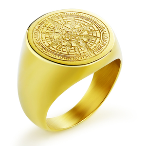 Valily Jewelry Mens Ring Simpl