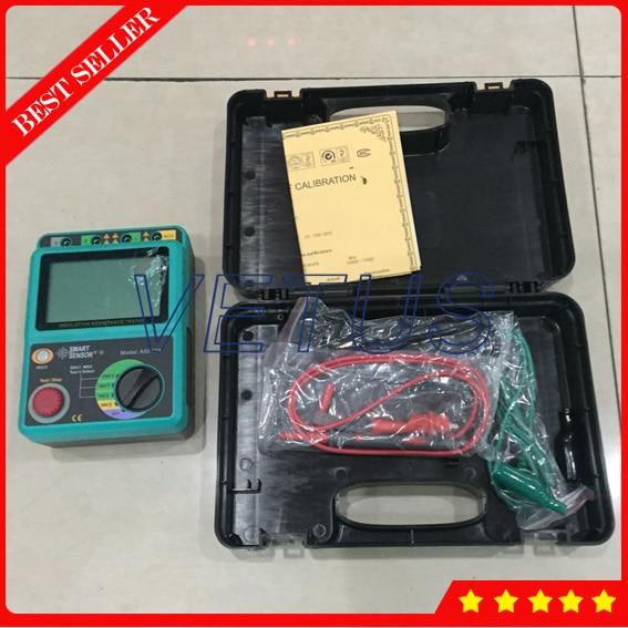 AS907A Electrical resistivity  measuring instruments with voltage range 500V / 1000V / 2500V as907a electrical resistivity measuring instruments with voltage range 500v 1000v 2500v