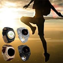 Modische geschenk bluetooth smart watch sim-karte mtk6261a outdoor sport smart uhren für frauen männer smartwatch android system