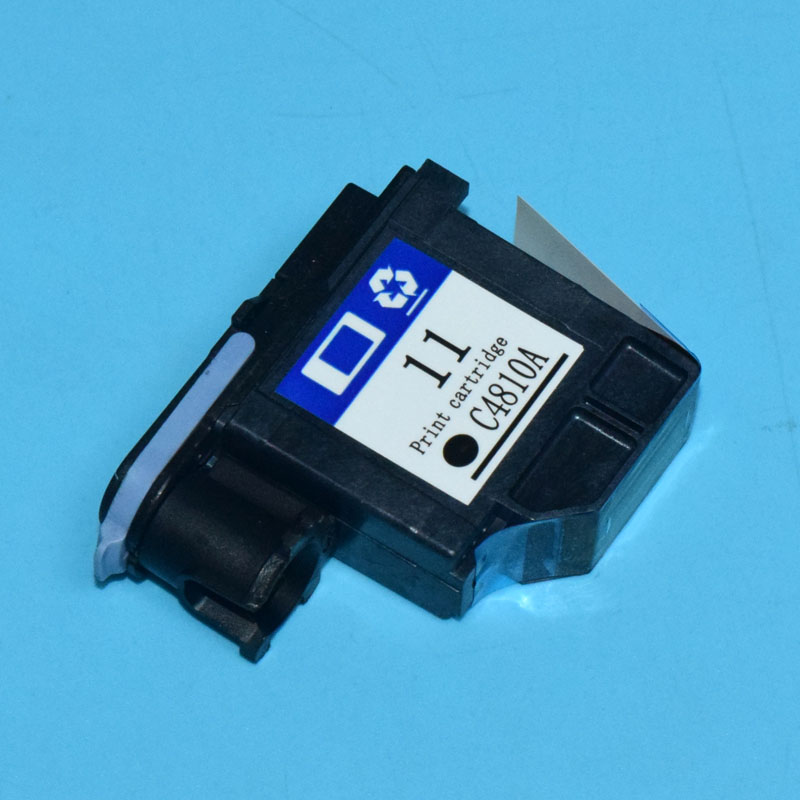 C4810A black printhead for hp 11 c4810 a c 4810 a printer head for hp 11 hp11 print head for hp 500 800 510 110 100 111 813 850 hp ce320ad 128a black