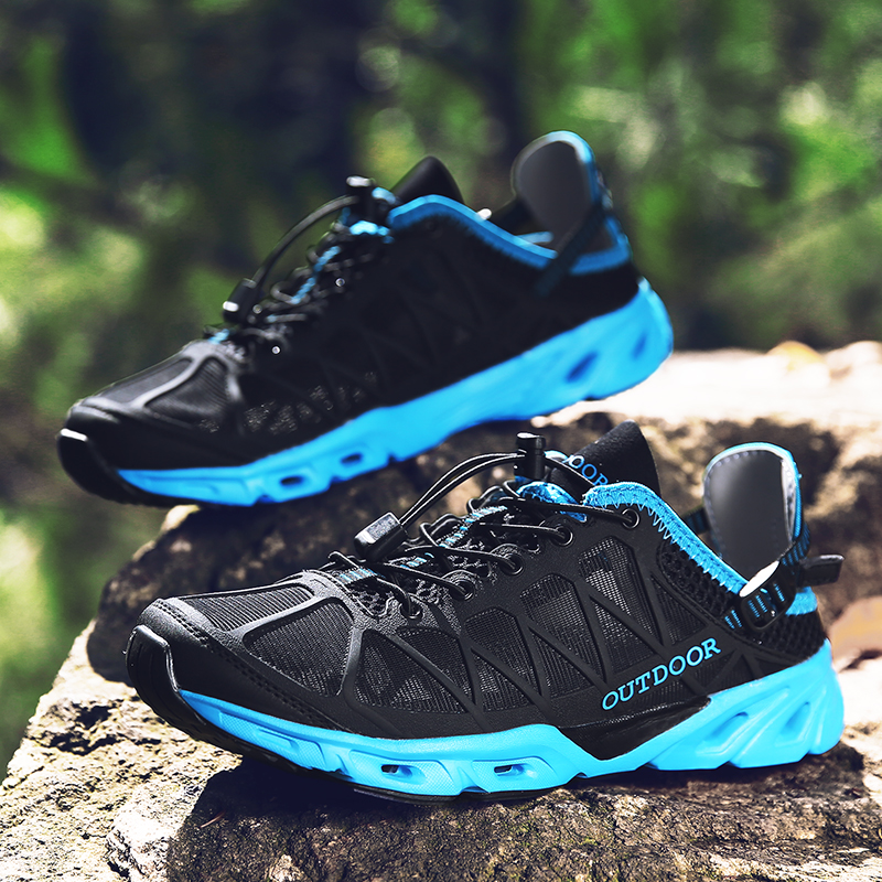 Men's Women's Hiking Shoes Sport Shoes Waterproof Breathable Mountaineering Camping Outdoor Walking Hiking Shoes Men's Sports Sh