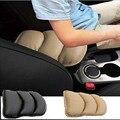 Universal Car Auto Soft PU Mat Arm Rest Cushion Armrests Cover Vehicle Center Console Armrests Seat Box Pad Mats 1pcs
