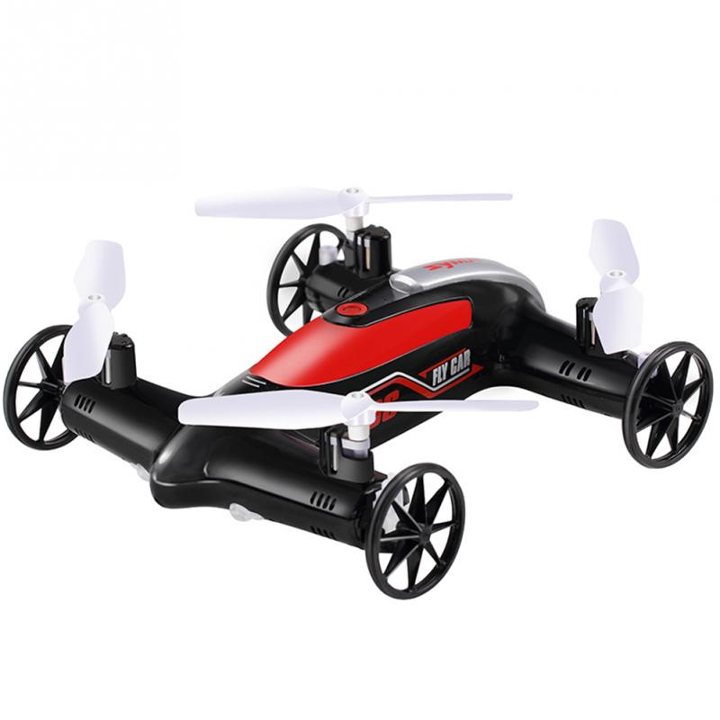X9 X9S RC Quadcopter Fly-Drive Toy Aerocar Flying Car 360 Degree Flip RC Drone H